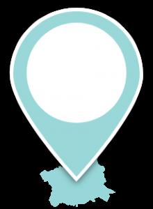 Buncombe County Map Pin