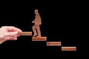 Professional Development Stair Steps