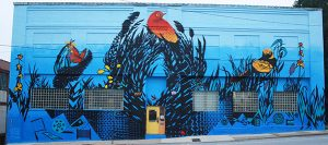 Asheville Arts Council - Refinery Mural