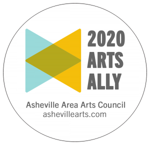 2020 Arts Ally Sticker