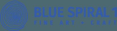 Blue Spiral 1