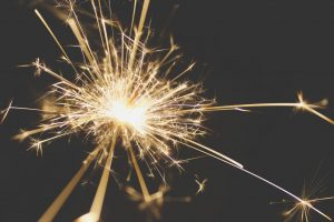 Sparkler for Arts Filled 2020 Header