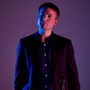 Joseph Herbst Music Portrait_ By Studio Misha Photography