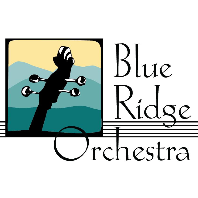 Blue Ridge Orchestra logo