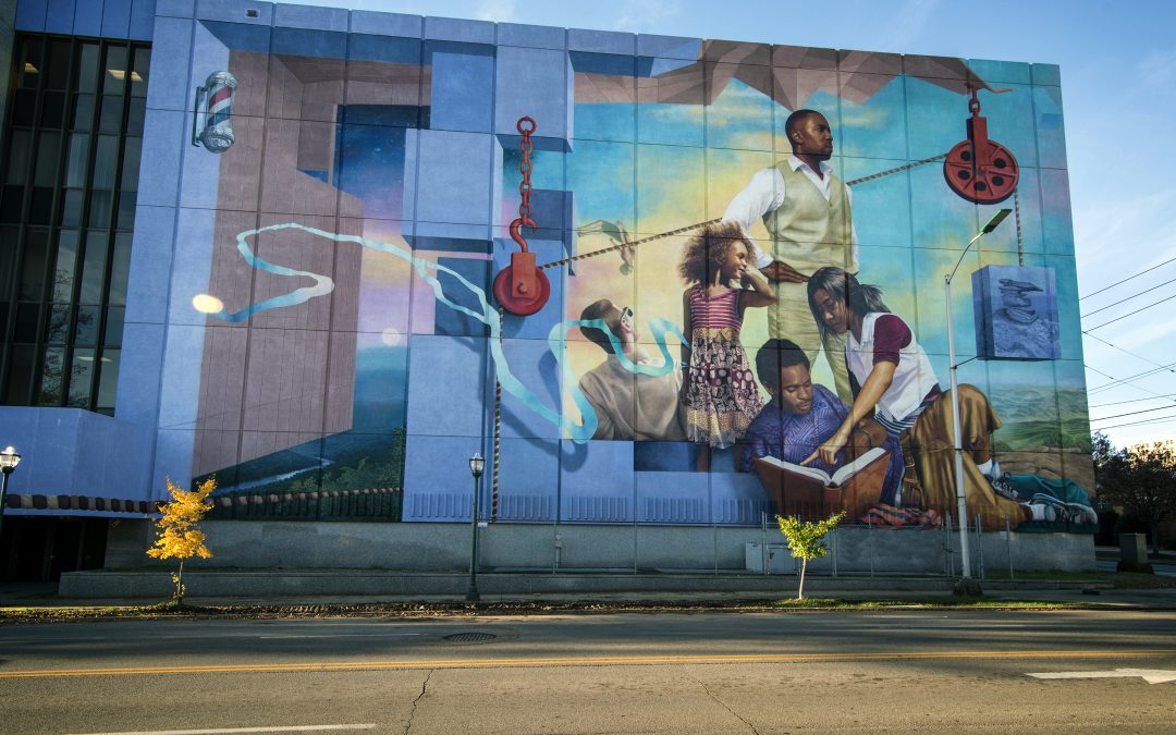 Public Art in Chattanooga