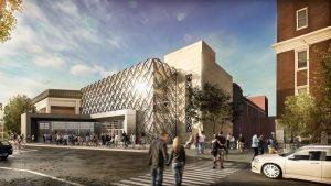 Harrah's Cherokee Center AVL Design Concept