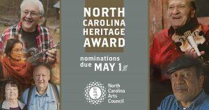 NC Folk Heritage Award