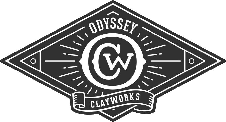 Odyssey ClayWorks logo