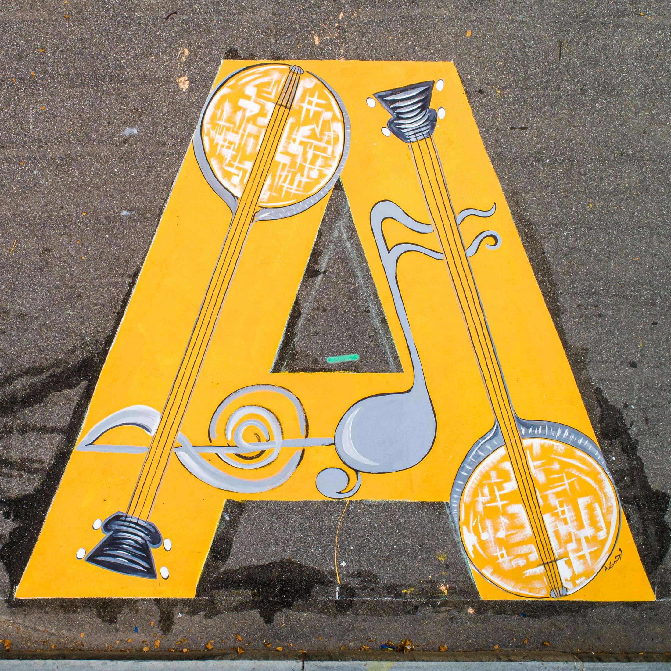 AVL BLM Mural- A