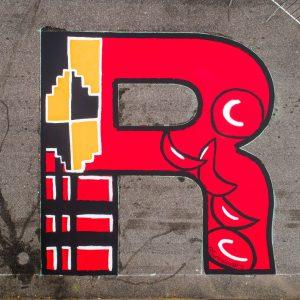 AVL BLM Mural- R