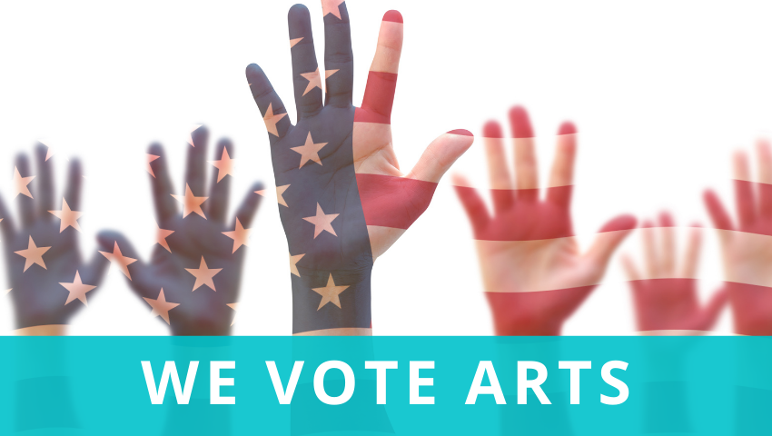 We Vote Arts