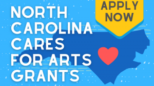 North Carolina CARES for the Arts Grant