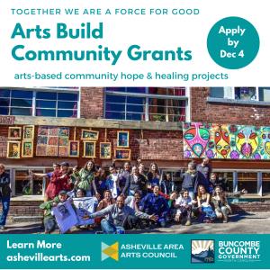 Arts Build Community Grant