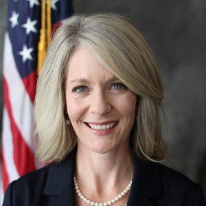 Commissioner Amanda Edwards