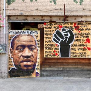 Protest Murals