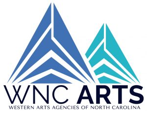 WNC Arts Logo