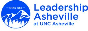 Leadership Asheville logo
