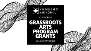 Grassroots Arts Program Grant