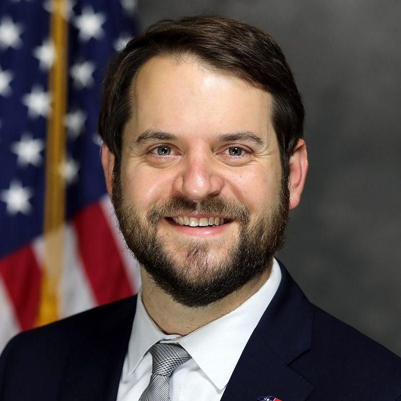 Commissioner Parker Sloan
