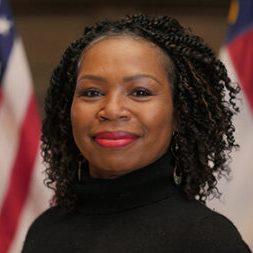 Councilor Antanette Moseley