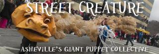 Street Creature Puppets