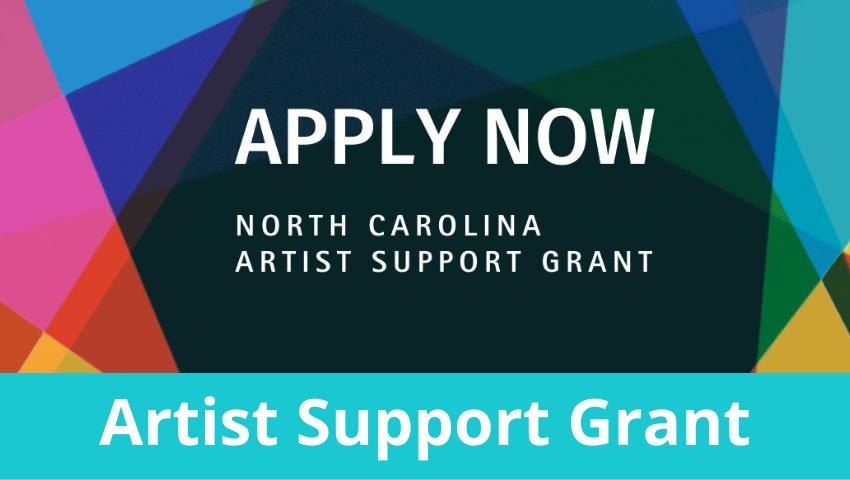 Artist Support Grant